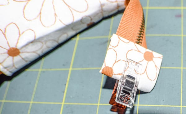 How to make a slider pen pouch