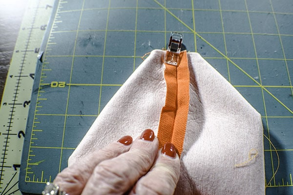 How to make a slider zipper pouch