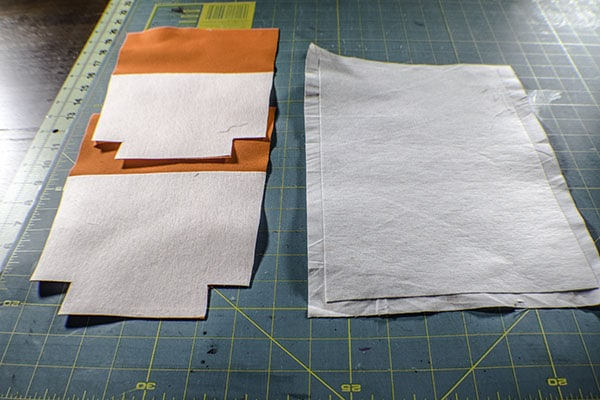 How to make a slider pencil pouch