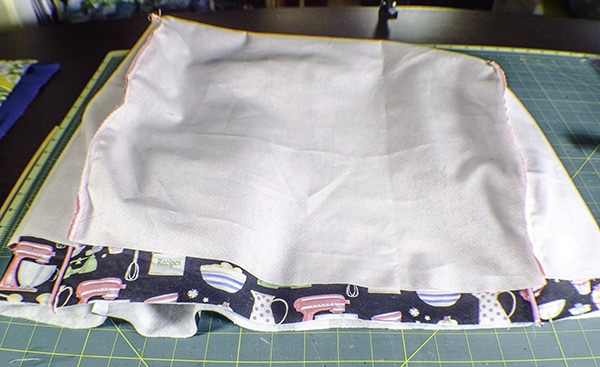 How to Make a KitchenAid Cover