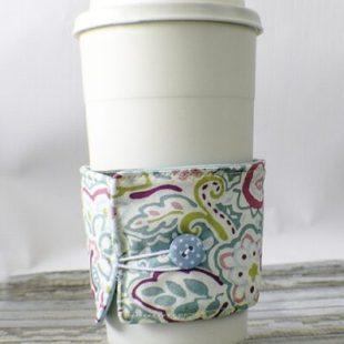 How to Make an Insulated Coffee Sleeve