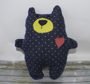 How to make a charity bear