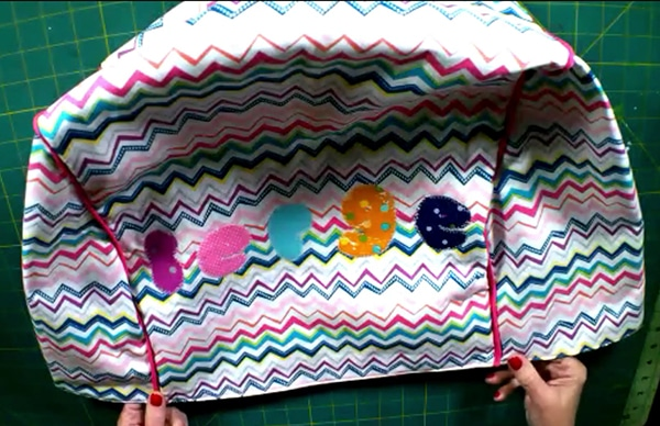 How to Make a Serger Cover