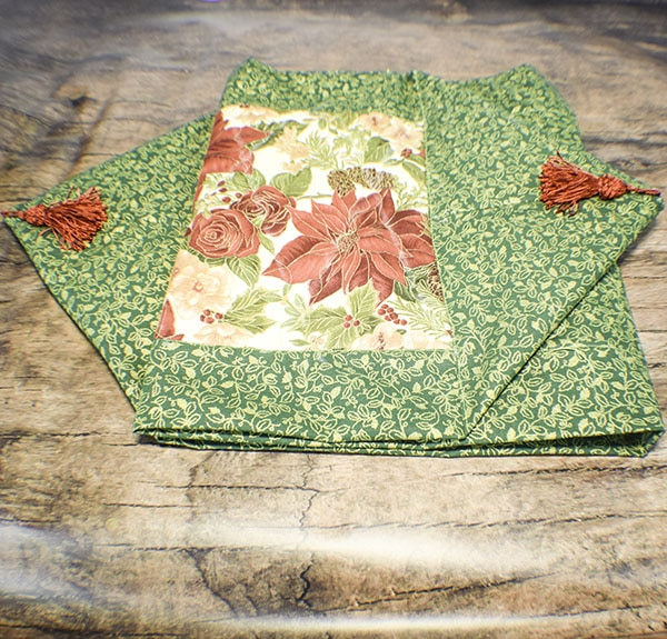 How to make a simple quilted table runner
