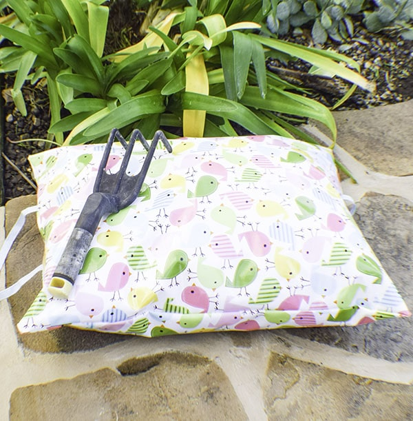 How to Make a Garden Kneeler