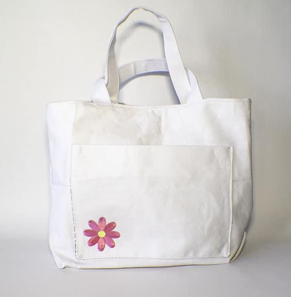 How to Make a DIY Canvas Handbag
