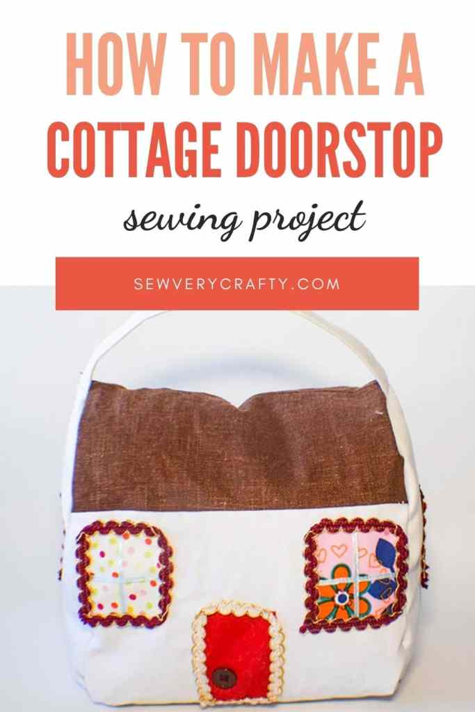 How to Make a Cottage Doorstop