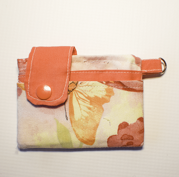 How to Make a Small Credit Card Holder