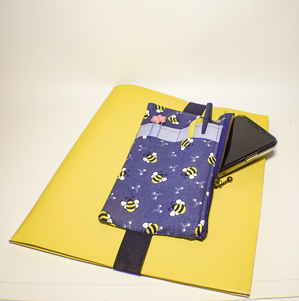 How to Make a Note Book Pen Pouch