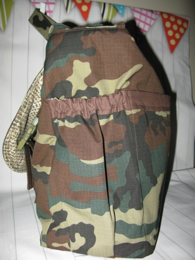 Side View with pocket