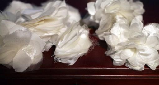 Sew Well - Martha Stewart Fabric Roses and Peonys
