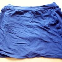 A Running Skirt