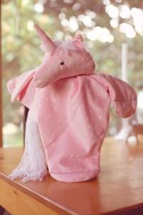 Sew Well - Cotton Ginny's Animal Blanket - Unicorn Blanket