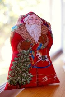Sew Well - Santa Claus Pillow