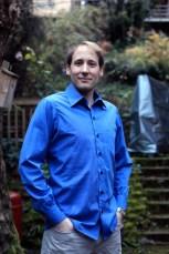 Sew Well - Men's button-up shirt made from #moodfabrics