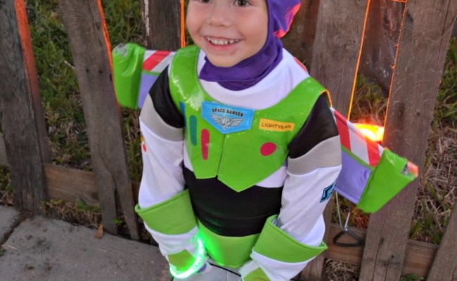 Toy Story Alien Trick Or Treat Bucket Sew Woodsy