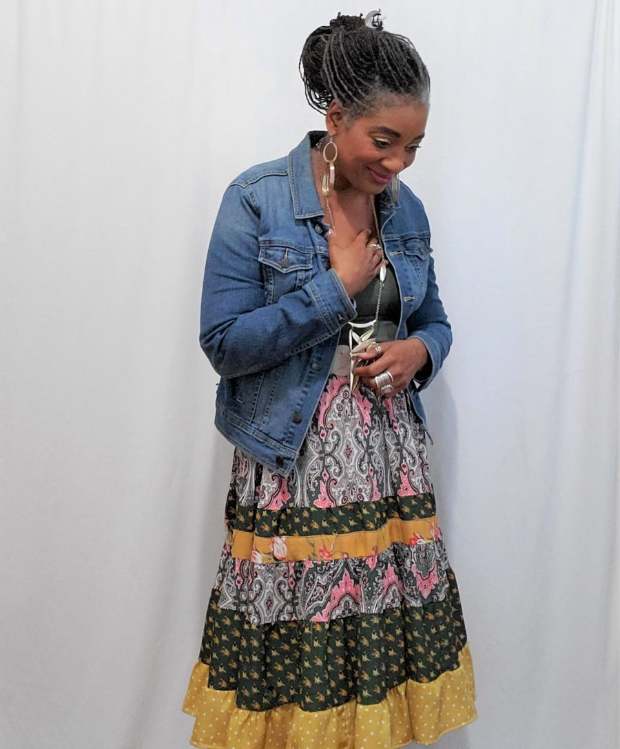 Diy Bohemian Skirt