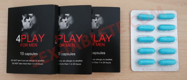 4play sex kapsule petrol