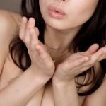 女にフェラチオの基本テクニック舐め技を教え込む