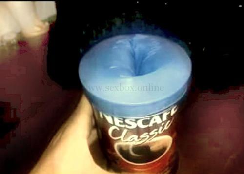 Как сделать искусственную вагину самому из поролона, перчатки и банки кофе в домашних условиях