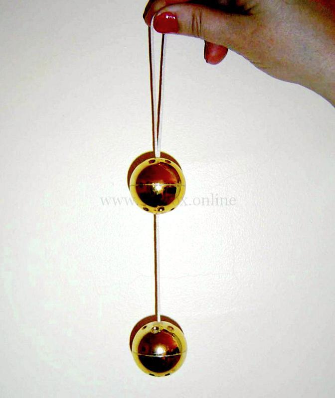 Вагинальные шарики из бус