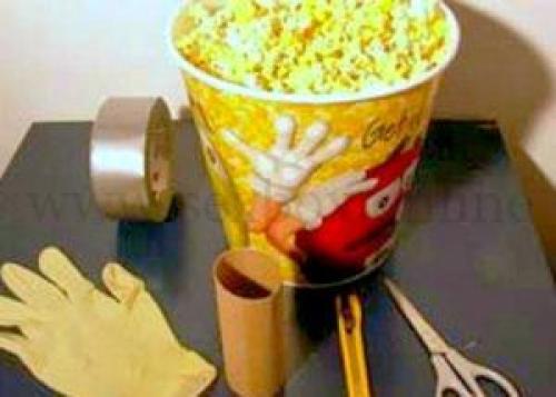 Фото: как сделать искусственную женскую домашнюю вагину из попкорна своими руками