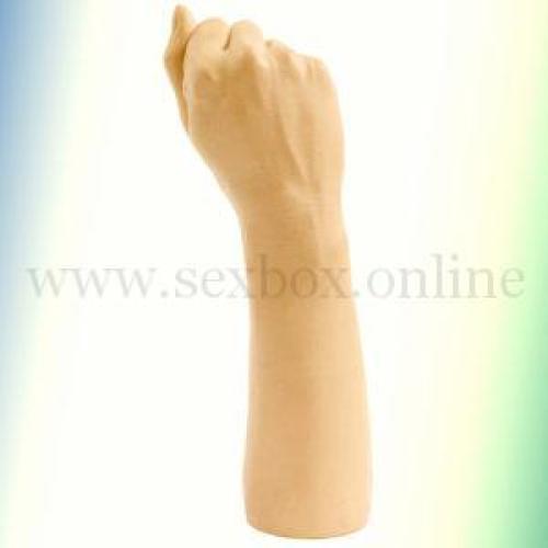 """Фото: секс-игрушка """"кулак"""" для глубокого жесткого фистинга"""