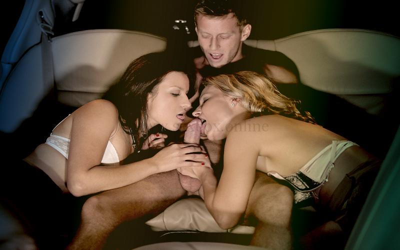 Фото: лучший групповой секс