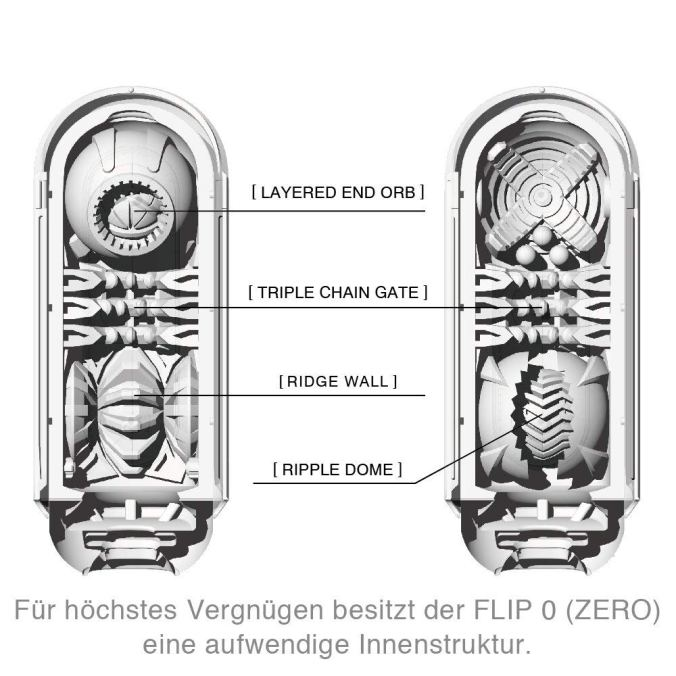 Struktur Flip Zero