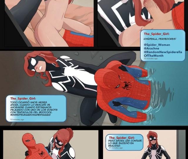 Spiderman Follando Con Spider Girl Xxx