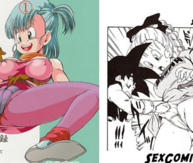 Bulma Xxx Follando Con Goku Y Roshi Coleccion Hentai