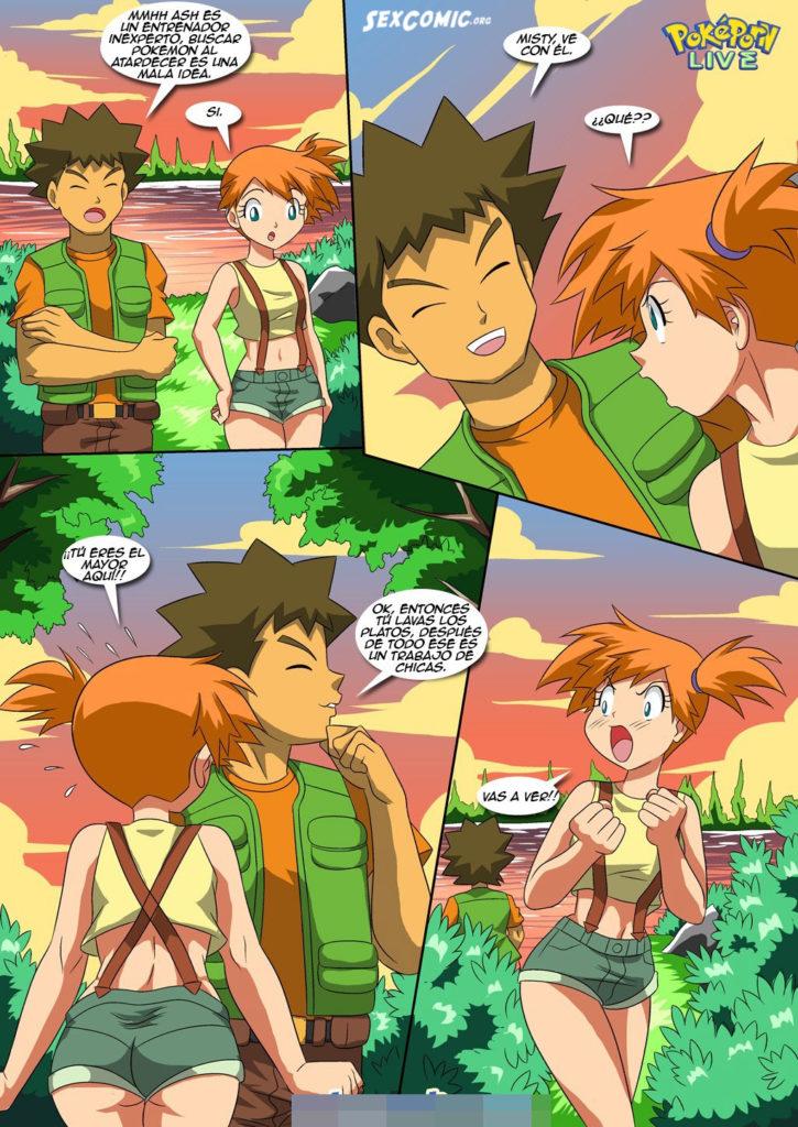 Nackt pokemon misty 15 Pokemon