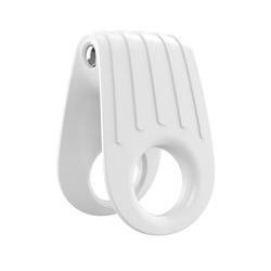 OVO B12 Vibrador Anillo Blanco -0