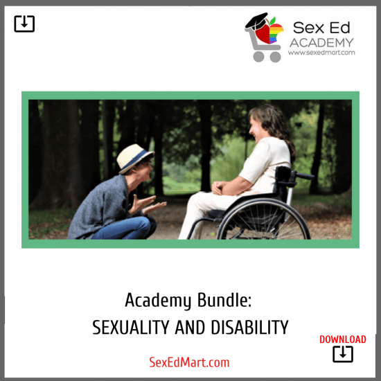 Academy Bundle sexuality and disability