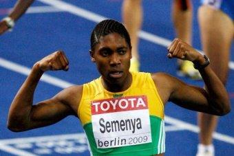 SEMENYA- TEST FYLLOY