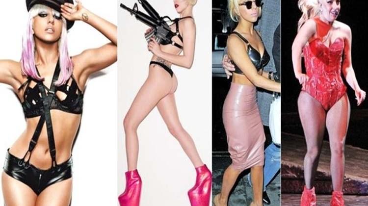 Το απίστευτο κορμί της Lady Gaga