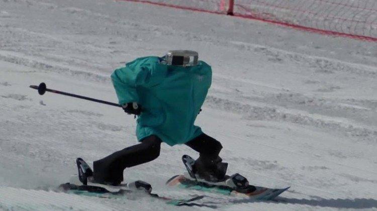 Όταν τα ρομπότ κάνουν σλάλομ – Κάνουν τους δικούς τους Ολυμπιακούς στη Ν.Κορέα