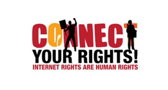 Connect your rights - Internet rights are human rights