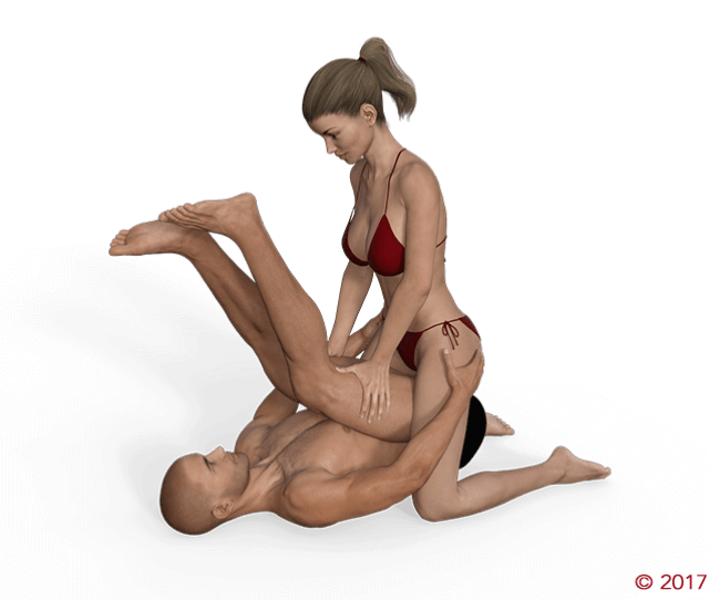 Amazon Sex Positions
