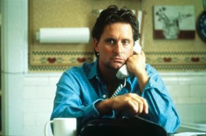 An image from Fatal Attraction of Dan
