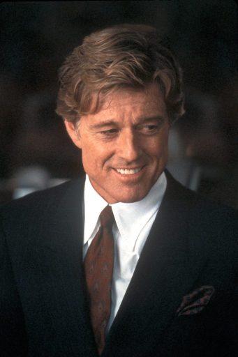 Robert Redford as Gage