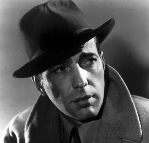 Humphrey Bogart as Rick in Casablanca