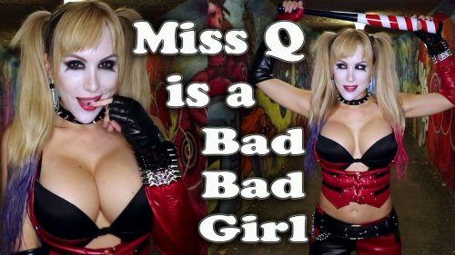 KatieBanks presents Katie Banks in Miss Q