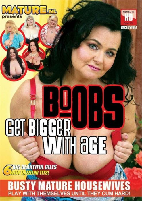Boobs Get Bigger With Age
