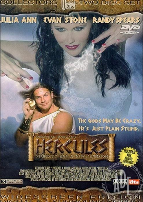 Hercules XXX Parody by Wicked Pictures