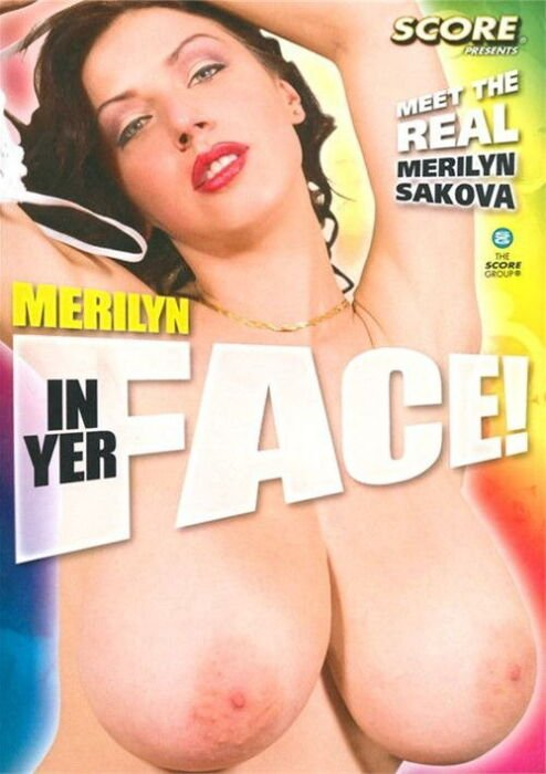 Merilyn In Yer Face!