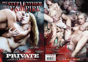 My Step Mother is a Vampire - Porn DVD