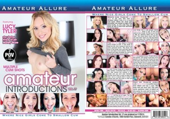 Amateur Introductions #17 - XXX DVD