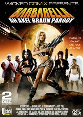 Barbarella XXX An Axel Braun Parody XXX Movie