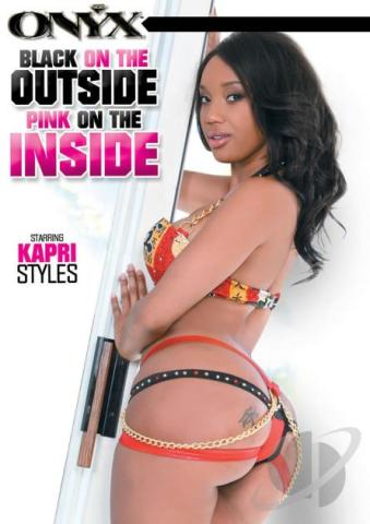 Black On The Outside Pink On The Inside DVD Onyx